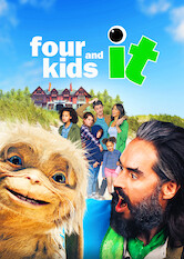 Search netflix Four Kids and It